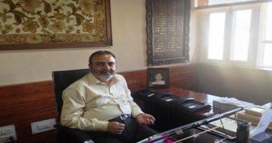Former chief secretary of J&K Iqbal Khanday is no more