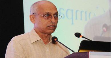 K D Tripathi takes charge as PESB Chairman