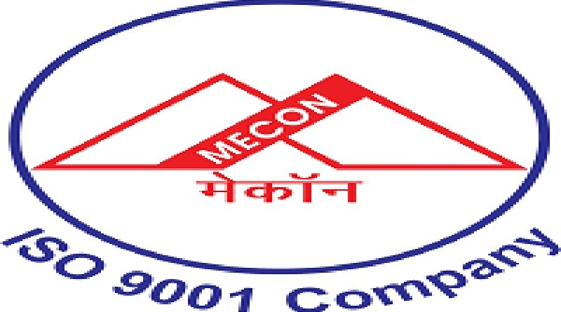 U K Kedia gets extension as CVO, MECON Ltd., Ranchi