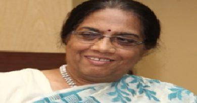 Ms. Nilam Sawhney returns parent cadre
