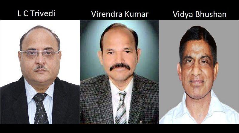 Three GM rank officers get Apex Scale in Railways